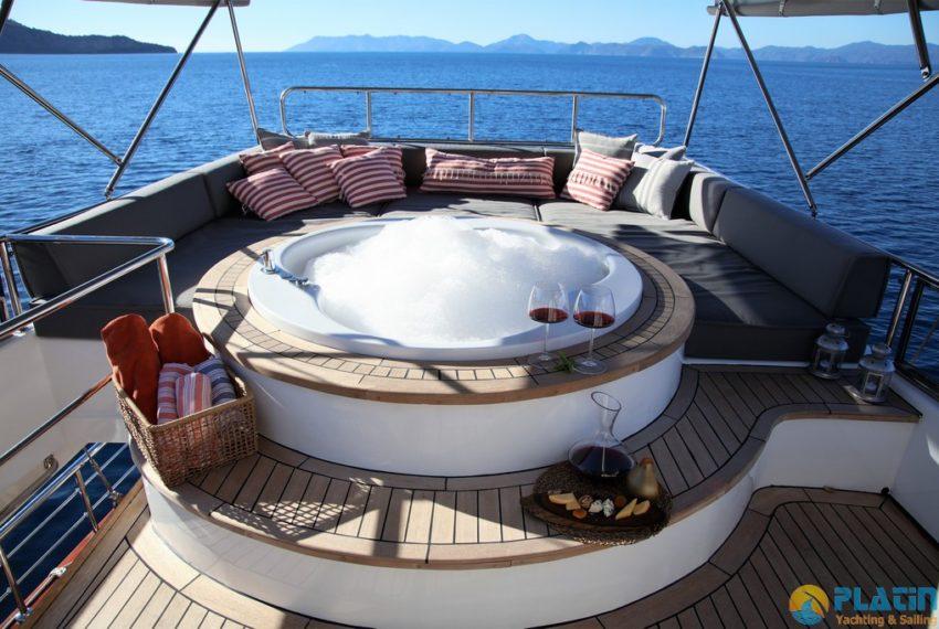 Perdue Gulet Yacht 13