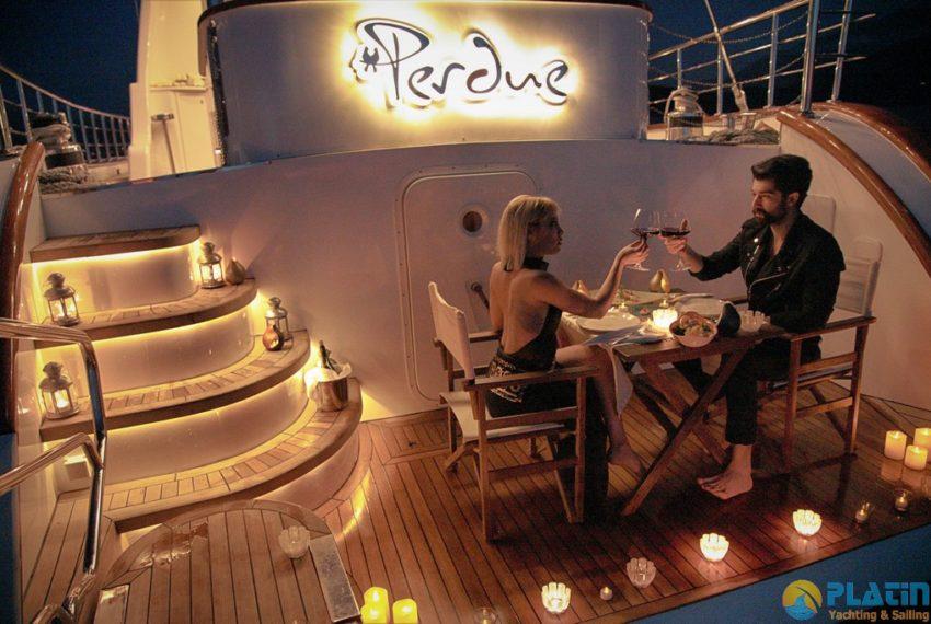 Perdue Gulet Yacht 25