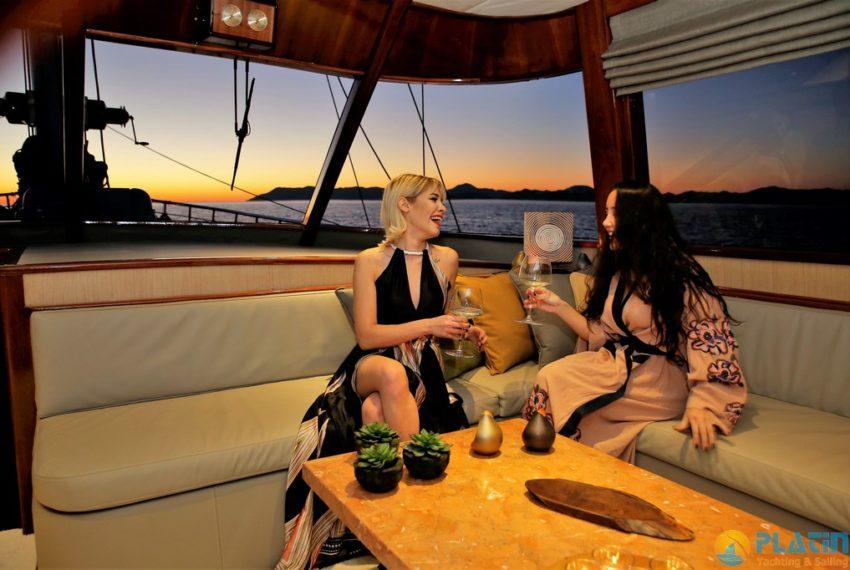 Perdue Gulet Yacht 28