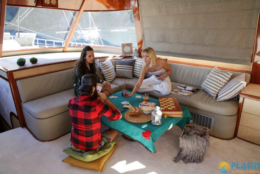 Perdue Gulet Yacht 29