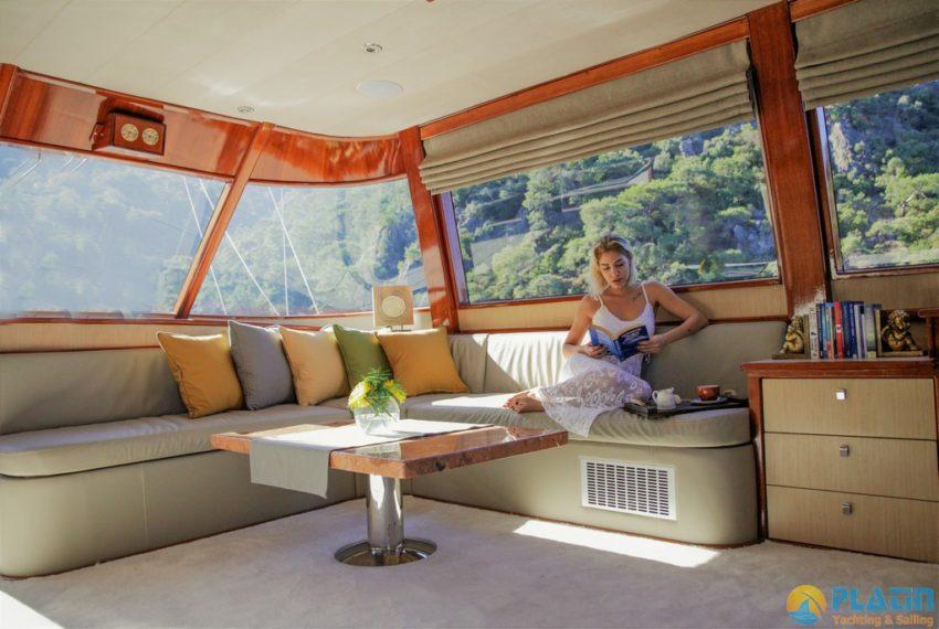 Perdue Gulet Yacht 30