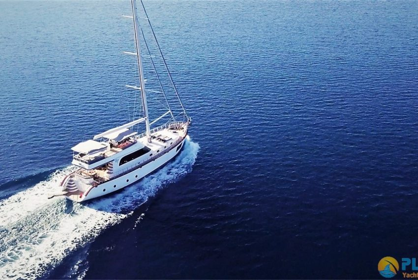 Perdue Gulet Yacht 32