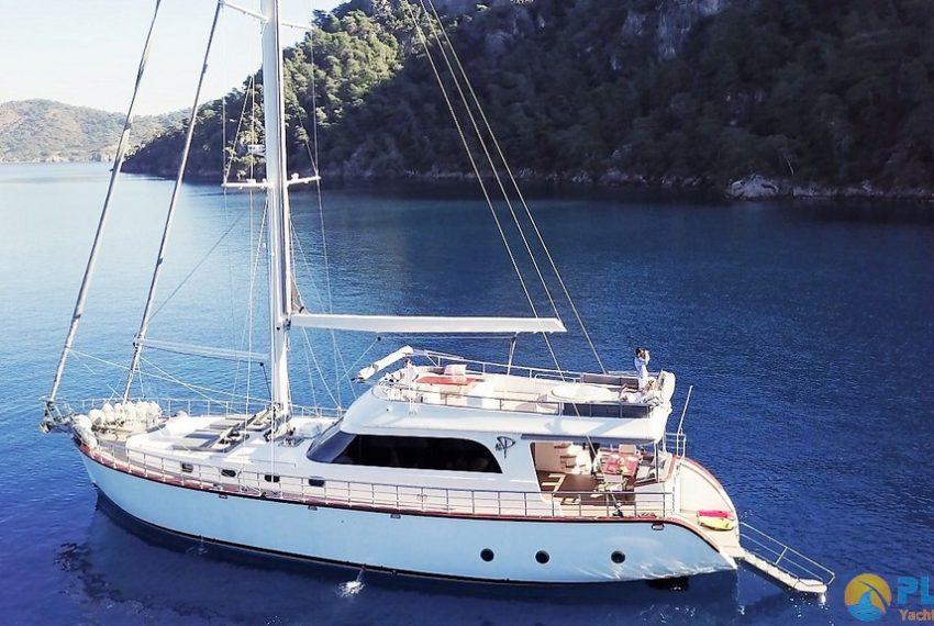 Perdue Gulet Yacht 35