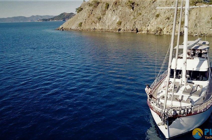 Perdue Gulet Yacht 41