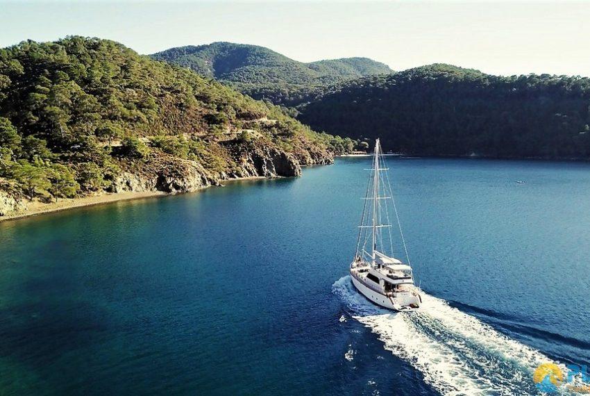 Perdue Gulet Yacht 42