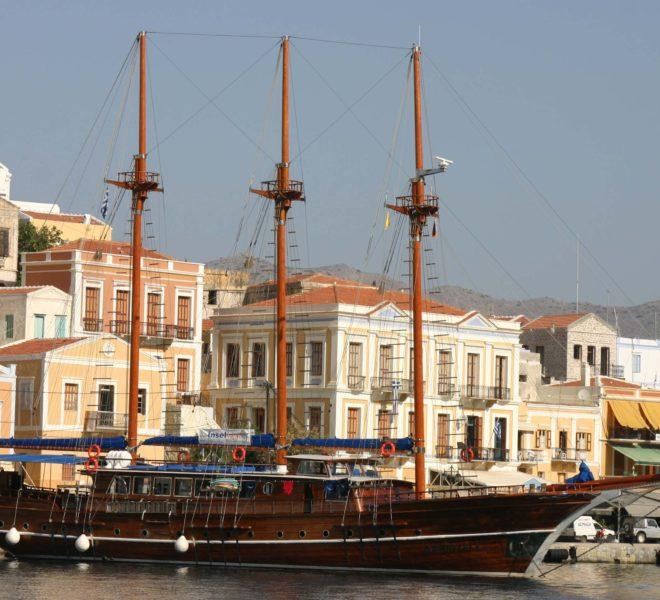 bahriyeli A Gulet Yacht