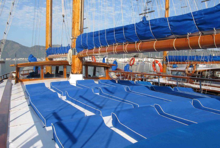 bahriyeli B Gulet Yacht 07