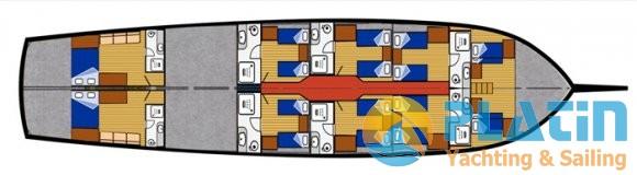 bahriyeli B Gulet Yacht 13