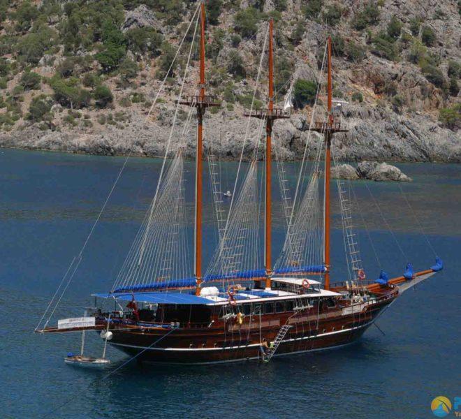bahriyeli B Gulet Yacht