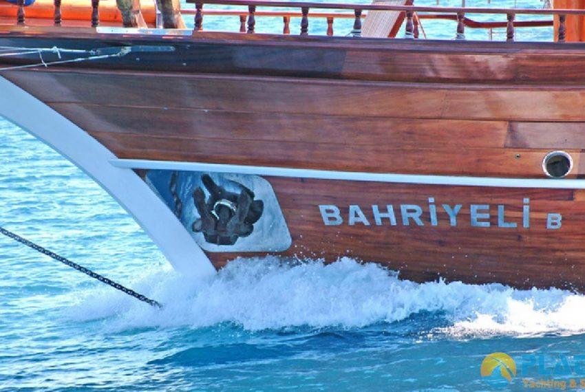 bahriyeli B Gulet Yacht 15