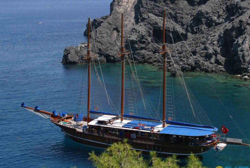 bahriyeli B Gulet Yacht 20