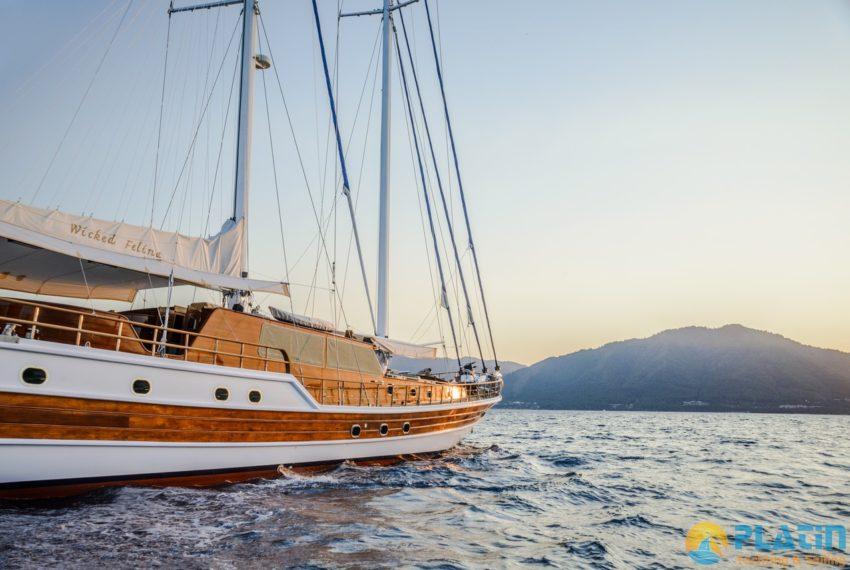 Wicked Felina Yacht Gulet Caicco 06
