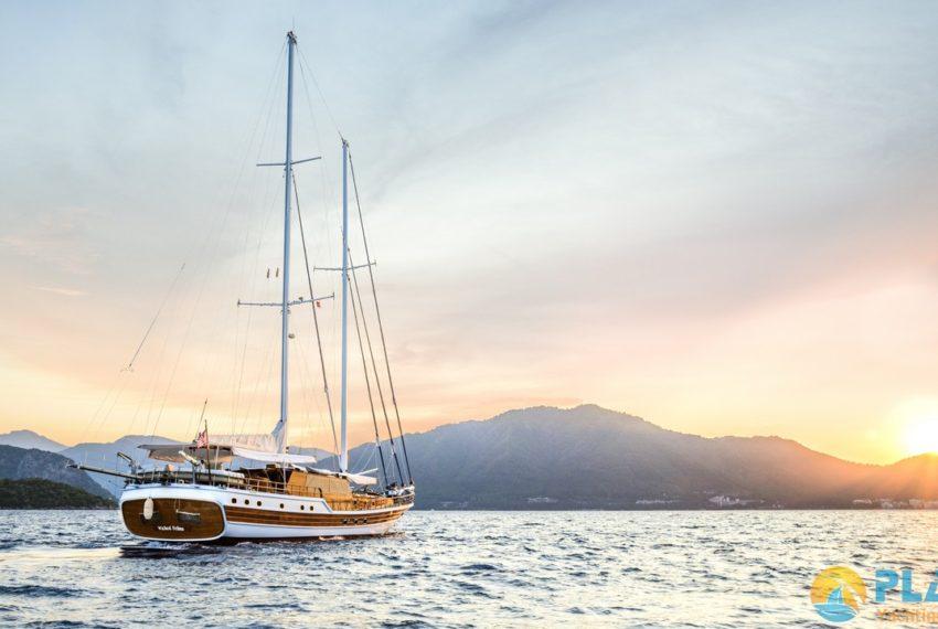 Wicked Felina Yacht Gulet Caicco 07