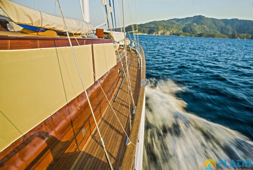 Wicked Felina Yacht Gulet Caicco 12