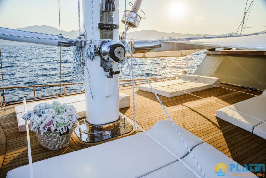 Wicked Felina Yacht Gulet Caicco 15