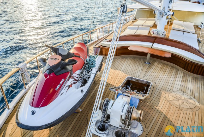 Wicked Felina Yacht Gulet Caicco 16