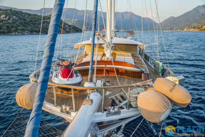 Wicked Felina Yacht Gulet Caicco 22