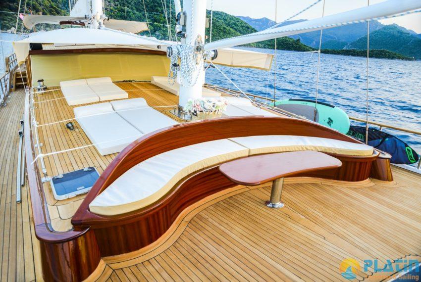Wicked Felina Yacht Gulet Caicco 25