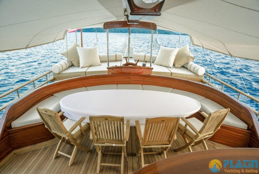 Wicked Felina Yacht Gulet Caicco 27