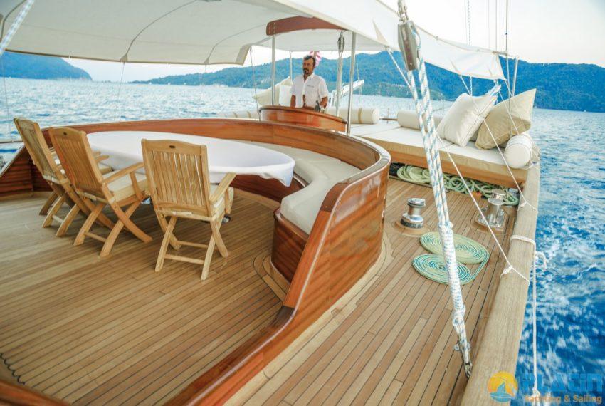 Wicked Felina Yacht Gulet Caicco 28
