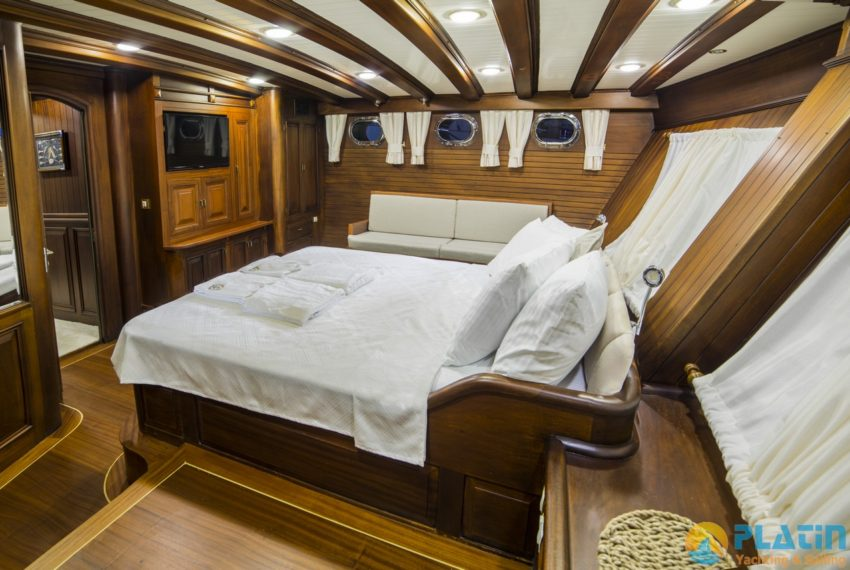 Wicked Felina Yacht Gulet Caicco 36
