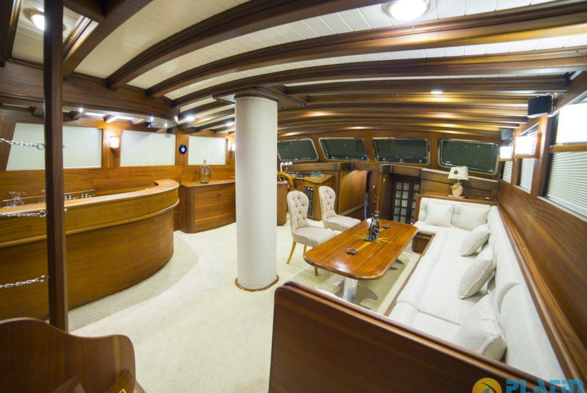 Wicked Felina Yacht Gulet Caicco 40
