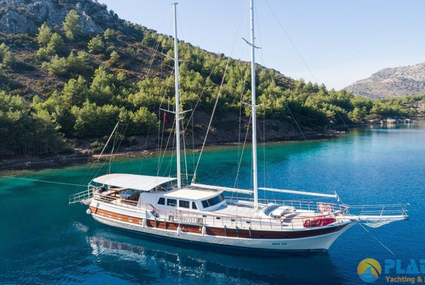 Koray Ege Gulet Yacht Caicco Turkey 01