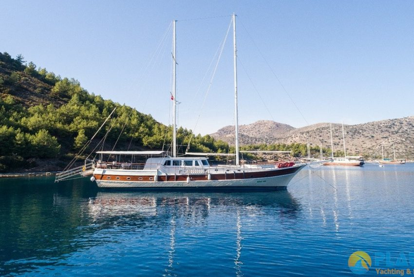 Koray Ege Gulet Yacht Caicco Turkey 12