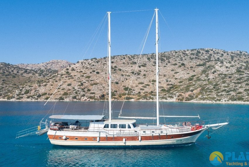 Koray Ege Gulet Yacht Caicco Turkey 23
