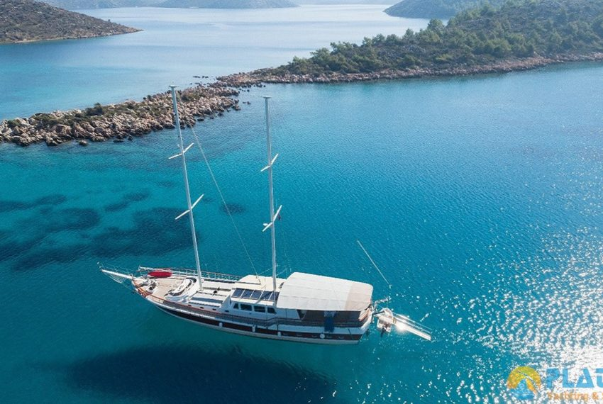 Koray Ege Gulet Yacht Caicco Turkey 29