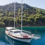 Koray Ege Gulet Yacht Caicco Turkey