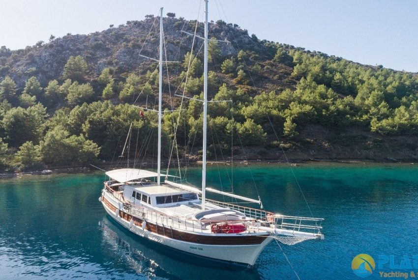 Koray Ege Gulet Yacht Caicco Turkey 32
