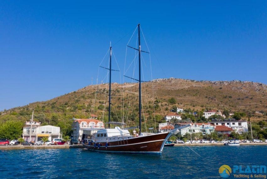 Queen Duru Gulet Yacht 01