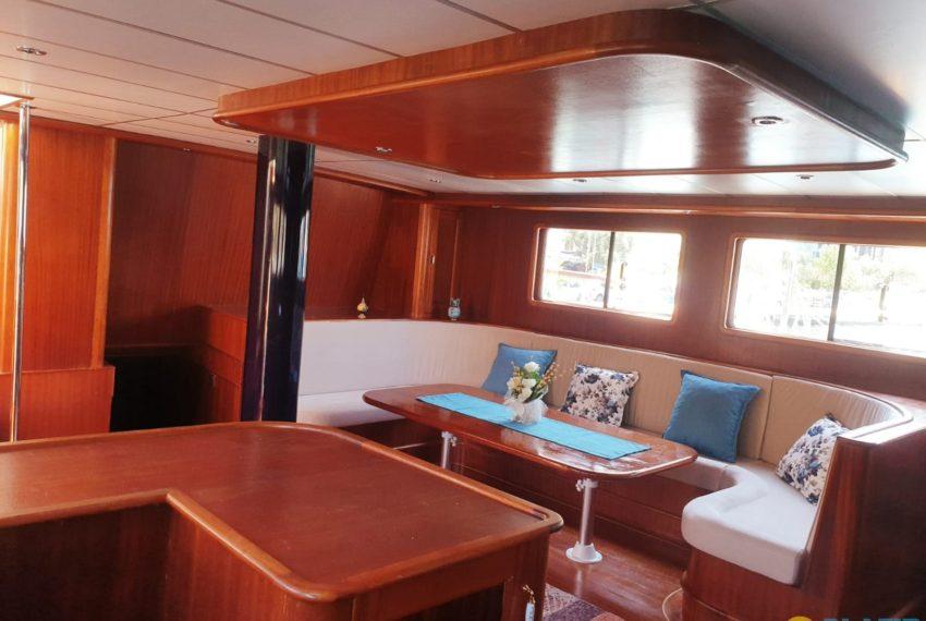Queen Duru Gulet Yacht 08