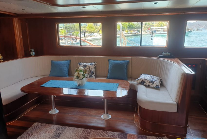 Queen Duru Gulet Yacht 18