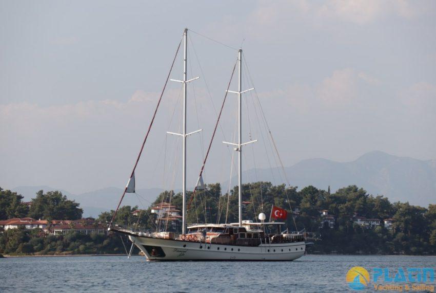 Diamond Lila Gulet Yacht Caicco 01