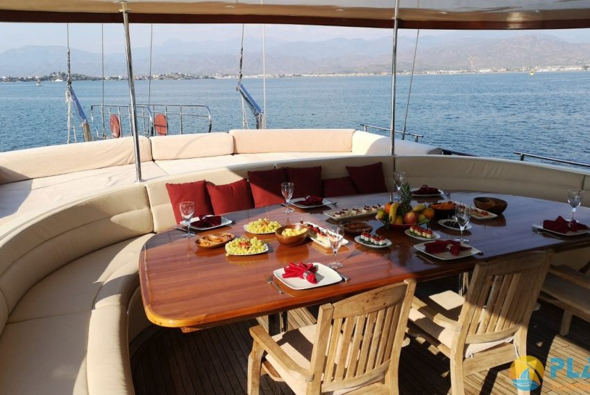 Diamond Lila Gulet Yacht Caicco 02