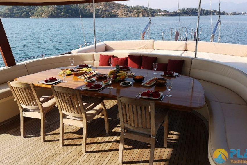 Diamond Lila Gulet Yacht Caicco 03