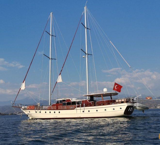 Diamond Lila Gulet Yacht Caicco