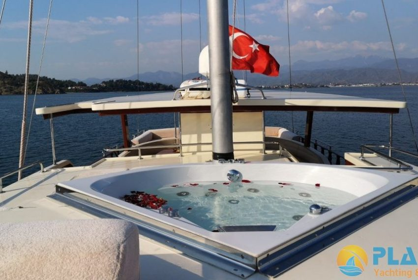 Diamond Lila Gulet Yacht Caicco 08