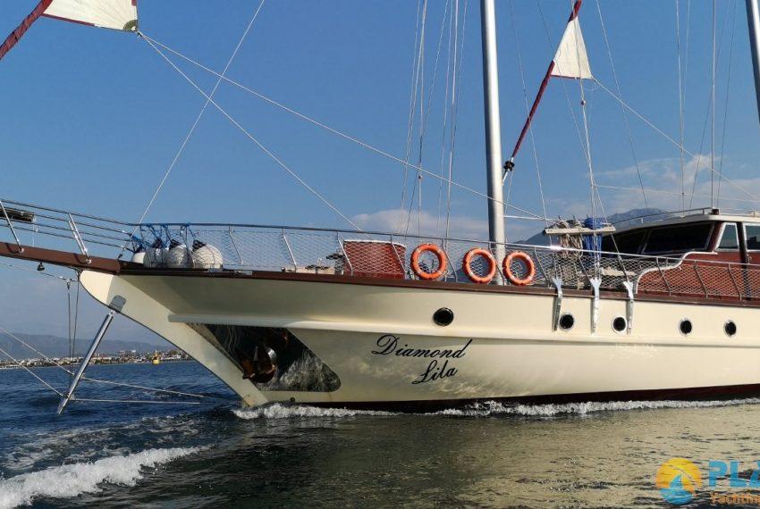 Diamond Lila Gulet Yacht Caicco 11
