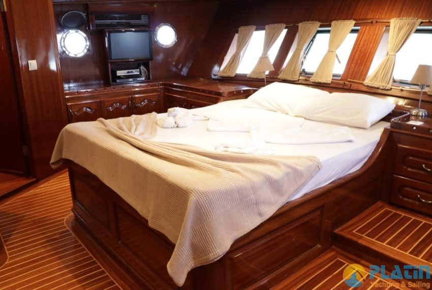 Diamond Lila Gulet Yacht Caicco 19