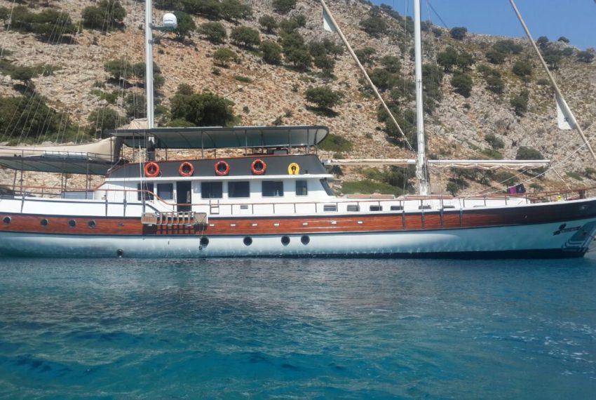 Oguz Bey Gulet Yacht Caicco 01