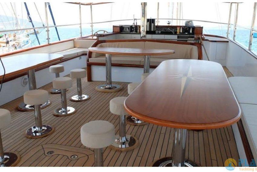 Oguz Bey Gulet Yacht Caicco 04