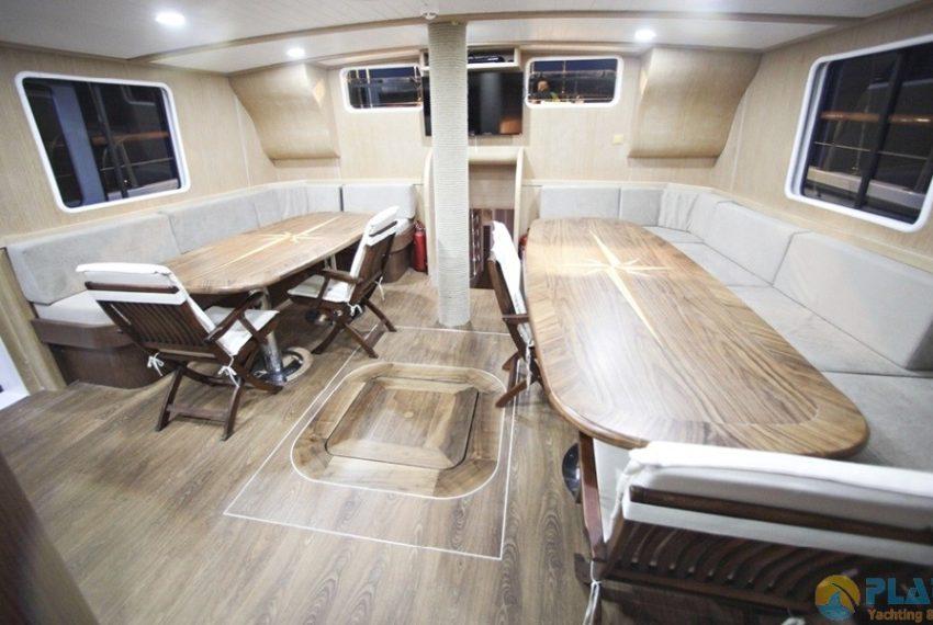 Oguz Bey Gulet Yacht Caicco 10