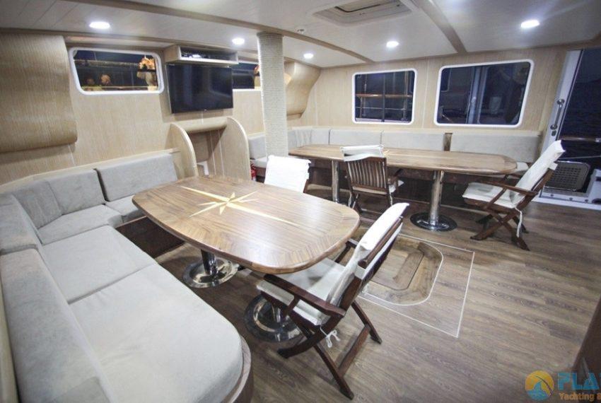 Oguz Bey Gulet Yacht Caicco 11