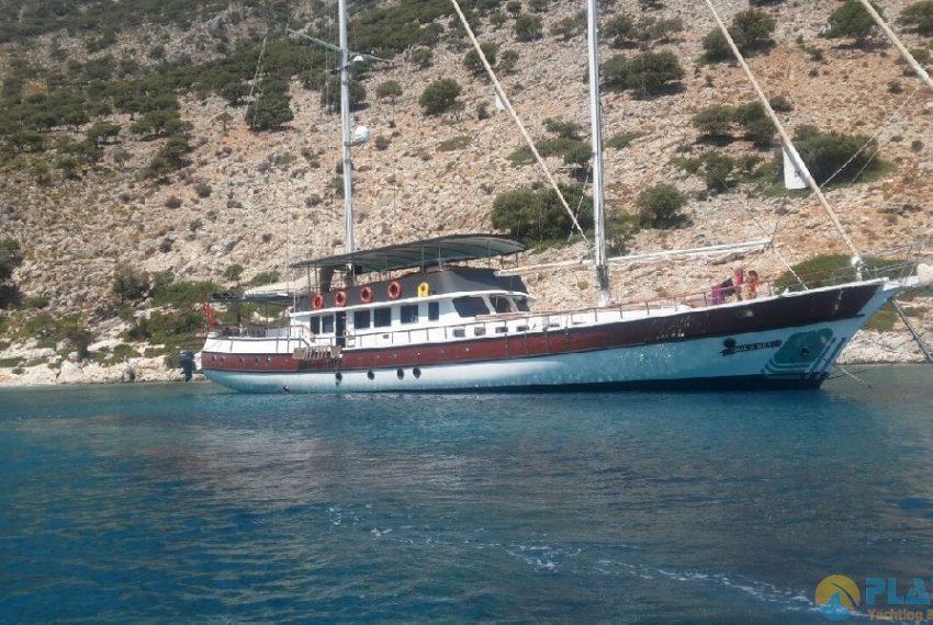 Oguz Bey Gulet Yacht Caicco 14
