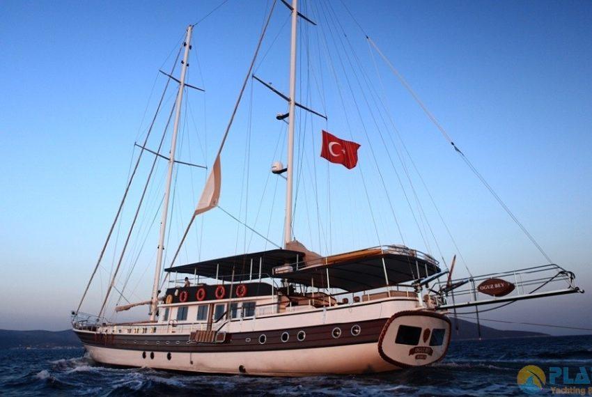 Oguz Bey Gulet Yacht Caicco 21
