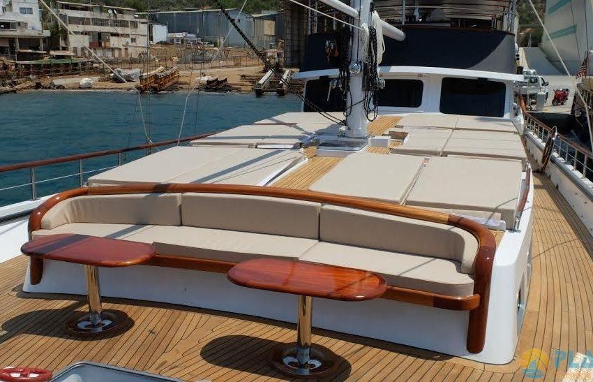 Oguz Bey Gulet Yacht Caicco 23
