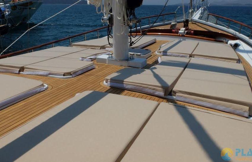 Oguz Bey Gulet Yacht Caicco 24